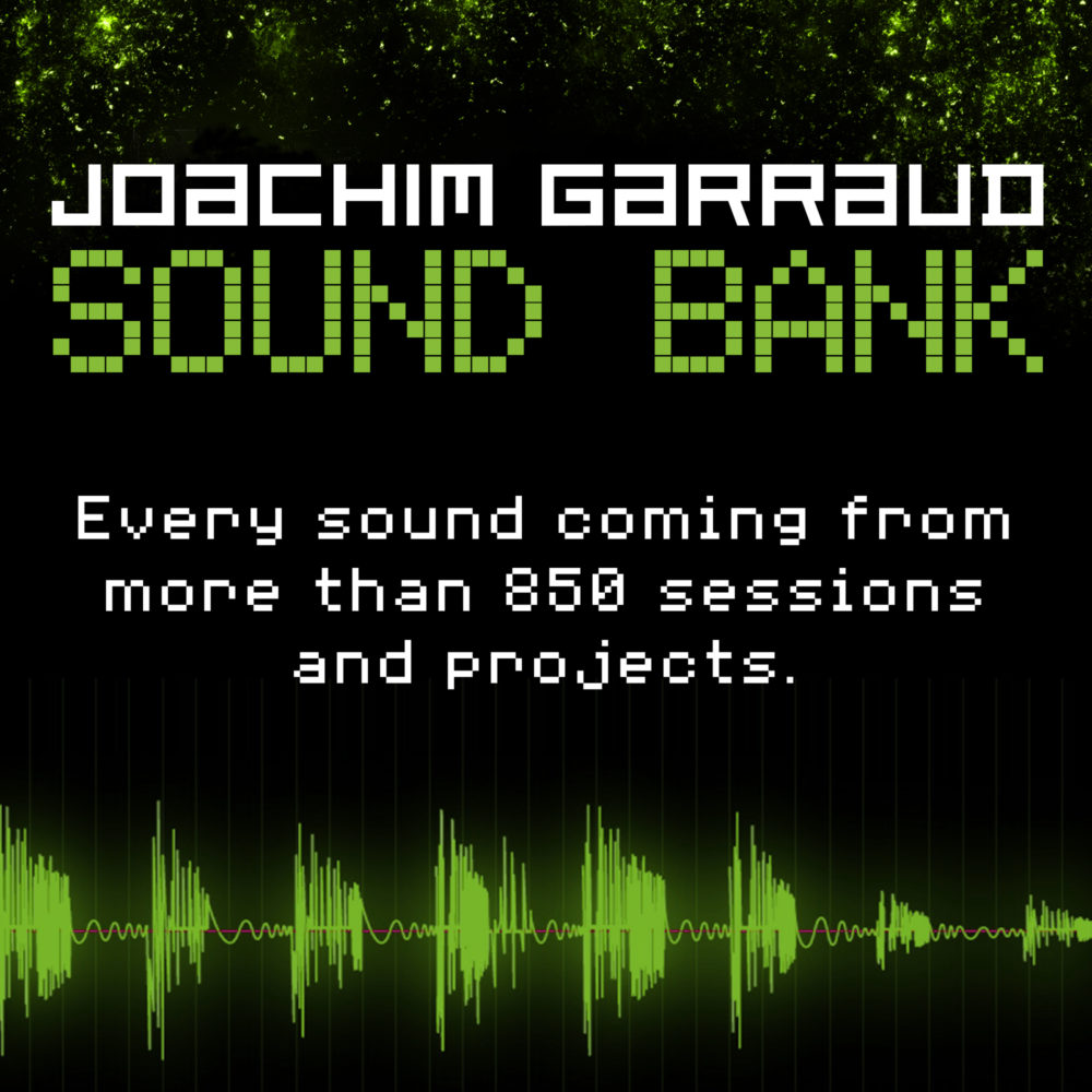 Joachim Garraud Sound Bank 6,5GB
