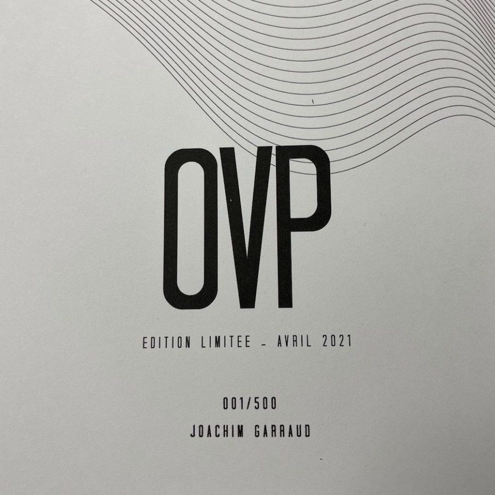 OVP (Oscillation Vibration Pulsation) - Collector Edition - Joachim Garraud