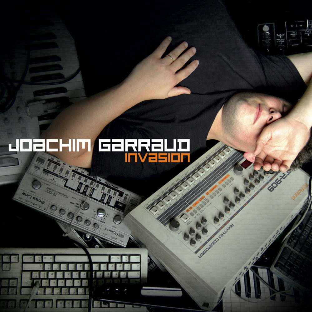 Joachim Garraud - Invasion (LP)
